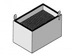 """WELLER - T0053659099 - Spare filter for WFE """"X, WL25874"""