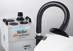 WELLER - ZERO-SMOG-4V Kit 1 funnel - Fume extraction unit for 1-4 workstations, WL30713