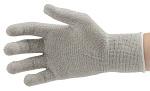 51-680-0100 - ESD Nylon gloves, grey, size S, WL28116