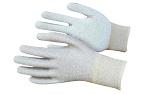 51-680-0700 - ESD Nylon gloves, grey, size S, WL32532