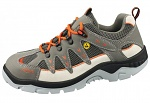 ABEBA - 32292-38 - ESD safety shoes, grey, 38, WL36816