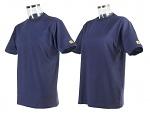 SAFEGUARD - SafeGuard - ESD-T-Shirt round neck, XS, navy blue, WL37240