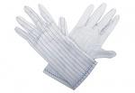 WARMBIER - NÜRNBERG-XS - ESD gloves, white/grey, WL27356