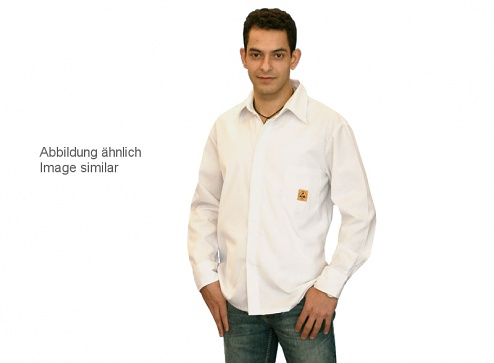 C-206 MS40-W-XL - ESD men's shirt, WL35314