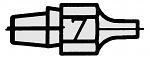 WELLER - T0051314799 - DX 117 Suction nozzle, outside 2.9 mm, inside 1.5 mm, WL18214