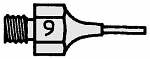 WELLER - T0051352799N - DS 119 Suction needle outside 1, 9 mm, inside 0.7 mm, WL16818
