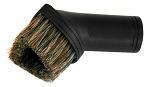 PHU-12 ESD - ESD brush nozzle for ESD vacuum cleaner, D-shape, medium, WL32613