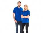SAFEGUARD - SafeGuard PRO - ESD polo shirt royal blue 150g/m², XS, WL42149