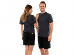 SAFEGUARD - SafeGuard ESD - ESD trousers short black, 128 g/m², XS, WL44301