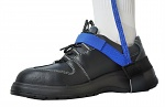 SAFEGUARD - SAFEGUARD ESD - ESD heel strap with velcro, blue/black, WL14223