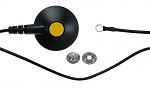 SAFEGUARD - SAFEGUARD ESD - ESD earthing cable 10 mm push button/eye, L = 4,5 m, WL24941