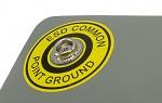 SAFEGUARD - SAFEGUARD ESD - ESD Erdungsanschluss Set für Tischmatten, grau, WL44895
