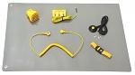 SAFEGUARD - SafeGuard ESD Pro Plus - ESD Tischmatten Set Pro Plus, XS - 600 x 400 mm, grau (de), WL45063