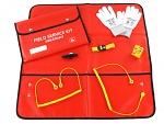 SAFEGUARD - SafeGuard Pro Plus - ESD Service Kit SWISS, red, antistatic, WL44376