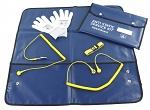 SAFEGUARD - SafeGuard Pro - ESD Service Kit ECOSTAT, blue, complete, WL32278