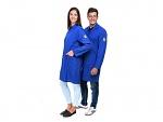 SAFEGUARD - Eco Line - 3XS - ESD work coat Eco Line, dark blue, 3XS, WL41099
