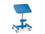 FETRA - 3291 - Material stand, height adjustable, inclinable, rotatable and lockable, 150 kg, WL41146