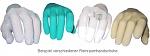 HSAS10KK - Cleanroom glove, size S, WL35133
