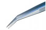 PIERGIACOMI - 19P SA - Tweezers, pointed, with serration, WL36508
