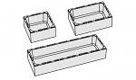 KARL - 96.250.98 - ESD Kleinteileboxen Sintro, Typ C,  Kunststoff, WL32331
