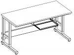 KARL - 39.465.70 - Keyboard drawer Sintro, under table top, 500 x 250 x 70 mm, WL35947