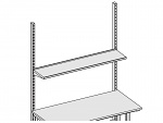 KARL - 39.025.70 - Storage board Sintro, can be hooked in, 320 x 740 mm, WL35823