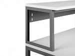 KARL - 34.055.34 - ESD table top frame Basic, grey, ESD laminate, 1200x400x400mm, WL35659