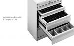 KARL - 32.405.70 - Single drawer Sintro, 1x2HE, 110 x 540 x 418 mm, WL34905
