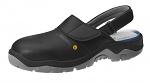 ABEBA - 32125-36 - ESD safety shoes anatomical, clog black, size 36, WL29550