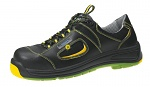 ABEBA - 31473-37 - ESD safety shoes Static Control, lace-up shoe black in ATEX design, size 37, WL31020