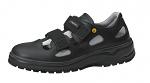 ABEBA - 31036-35 - ESD safety shoes light, sandal black, size 35, WL29284