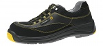 ABEBA - 1272-38 - ESD safety shoes Static Control, low shoe black, size 38, WL34773