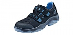 ATLAS - 310-36 - ESD low shoe with velcro, alu-tec, unisex, black/blue, size 36, WL28446