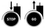 BIMOS - 807 - Stop-and-go castors, WL31114