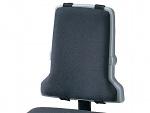 BIMOS - 9875E-9801 - ESD Upholstery: fabric, black, WL31102