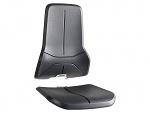 BIMOS - 9588-2000 - Upholstery for work chair Neon, integral foam black, WL40172