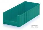 500-234-140-EG - Shelf bin 500 x 234 x 140 mm, Traffic Green, WL39688