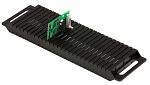 25-304-0102 - ESD PCB holder, 25 PCBs, 480 x 170 x 55 mm, WL24991