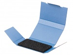 HANS KOLB - 05-TEP-B - ESD shipping box 95x30x15 mm, plug-in foam, WL31471