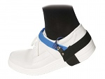 WARMBIER - 2560.890 - ESD heel strap continuous use with velcro fastener, black/blue, WL43374