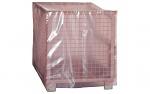 WARMBIER - 3113.1250.0900 - ESD PERMASTAT Seitenfaltenbeutel, rosa, 1250 x 850 x 900 x 0,15 mm, WL29954