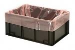WARMBIER - 3113.0440.0500 - ESD PERMASTAT Seitenfaltenbeutel, für Lagerbehälter 400 x 300 mm, WL29040