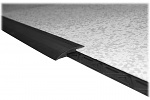 WARMBIER - 1310.PF.701.R - ECOSTAT-CF Ramp element for ESD floor tile, black, WL30694