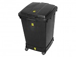 WARMBIER - 5180.890.SET - ESD trash can set, square, 90 litres, WL27684