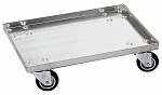 WARMBIER - 5390.200.SR - ESD Transportroller, Sonderversion für Lagerbehälter 600 x 400 mm, WL32269