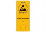 "WARMBIER - 2850.B.4090 - Warning sign ""ESD Protection, WL32229"