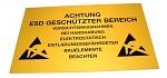 WARMBIER - 2850.300500.KS.D - Plastic label for EPA, German, yellow, WL18391