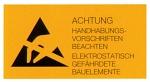 WARMBIER - 2850.3675.D - Warning sign, paper, German, roll, WL19541