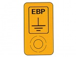 WARMBIER - 2850.2040 - EBP (Earth Bonding Point) - Sticker, WL20558