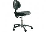 WARMBIER - 1700.PU - ESD chair Industrial PU, standard version, black, WL26262